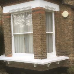 sash window frames in london