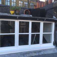 new sash windows in london